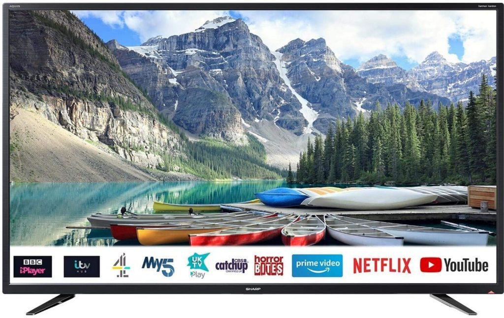 Migliori Smart Tv Sharp