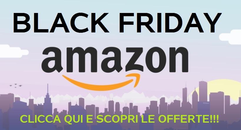 Offerte Smart Tv Black Friday Amazon